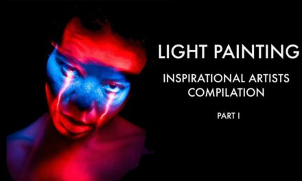 Light Painting Video Inspirational Artists Part 1