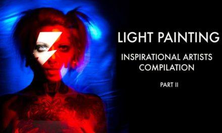 Light Painting Video Inspirational Artists Part 2