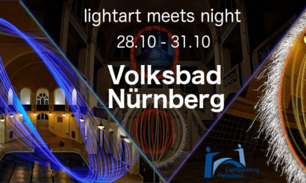 Lightart Meetup Nürnberg