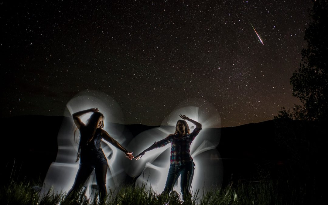 Colorado Perseids Meteor Jam