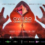 Oviedo Light Painting Contest 2017