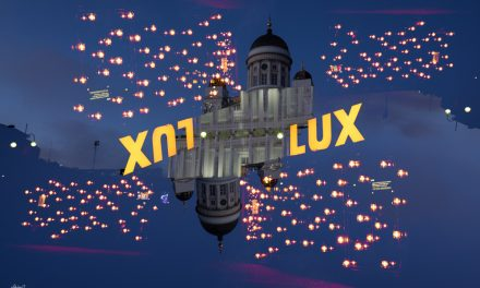 Light Paint Box – LUX Helsinki 2018