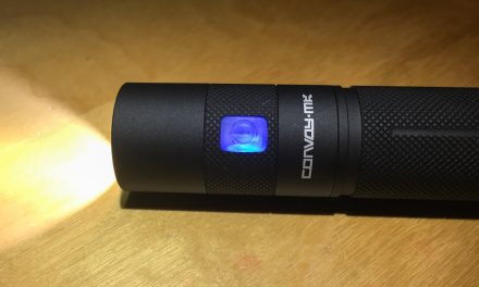 Flashlight Review Convoy S9