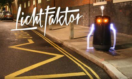 Artist of the Month March – Lichtfaktor