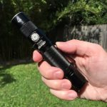 Flashlight Review: MHVAST TG20