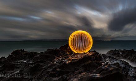 Light Painting Tutorial – Ball of Light Masterclass