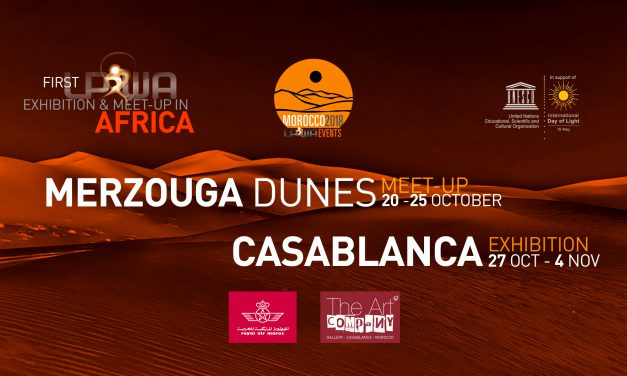 LPWA Events – Morocco 2018