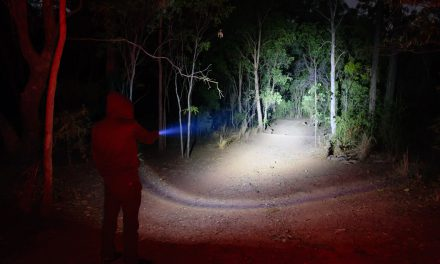 Flashlight Review: Klarus FX10