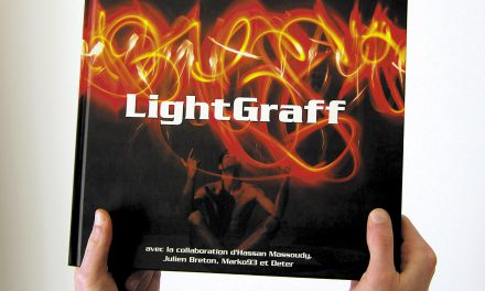 LightGraff – The first Light Painting Book
