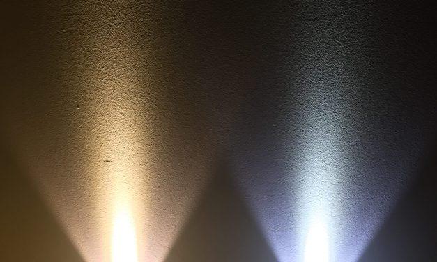 Flashlight Review: Convoy T2