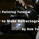 Light Painting Tutorial – How to make Refractographs
