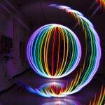 Colours in Light Painting Part 4
