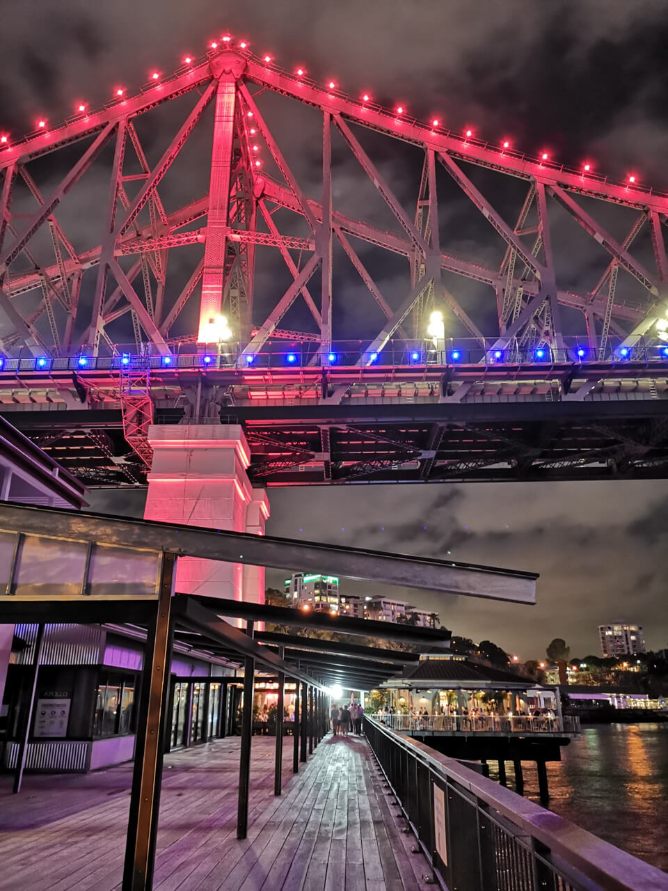 Handheld Night Photo