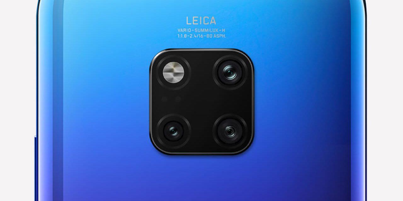 Camera Review: Huawei Mate 20 Pro