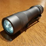 Flashlight Review: TLF/BLF FW3A