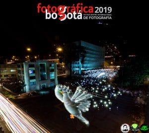 Massive Lightpainting Bogota