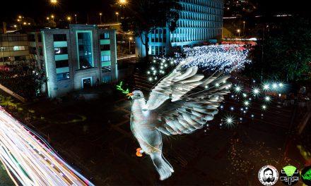 Message of Peace – Fotografica Bogota 2019