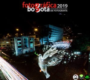 Massive Lightpainting Bogota 2