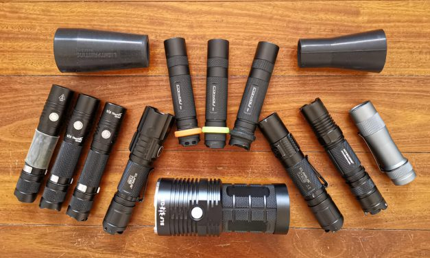 2019 Flashlight Buying Guide