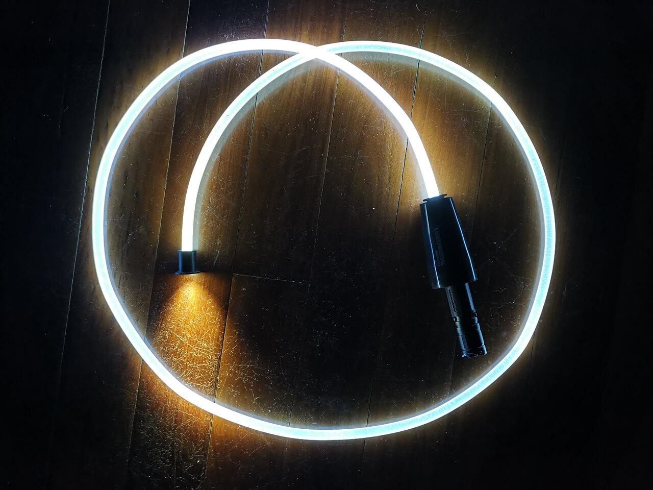 10mm Fiber Optic