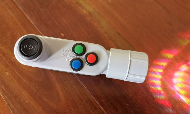 Flashlight Review: Light Excursion Sport RGB