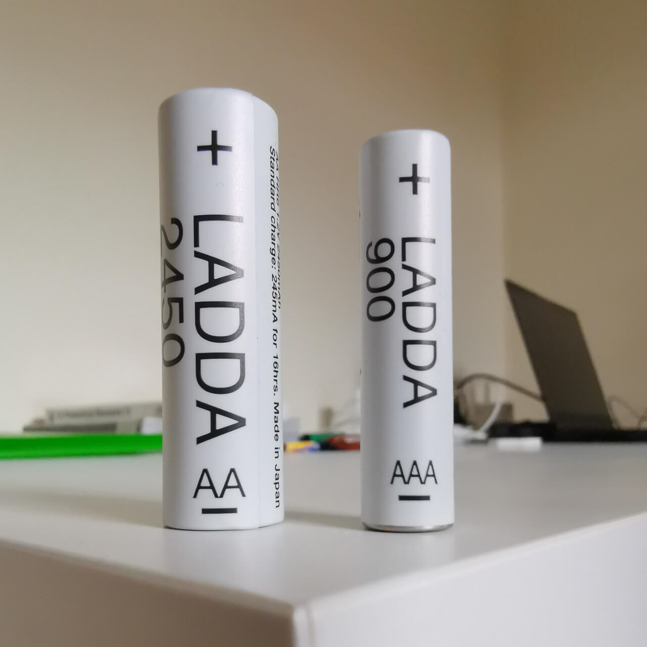 Ikea Ladda AAA and AA Batteries