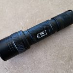 Flashlight Review: KDLITKER E6 Triple XP-E2