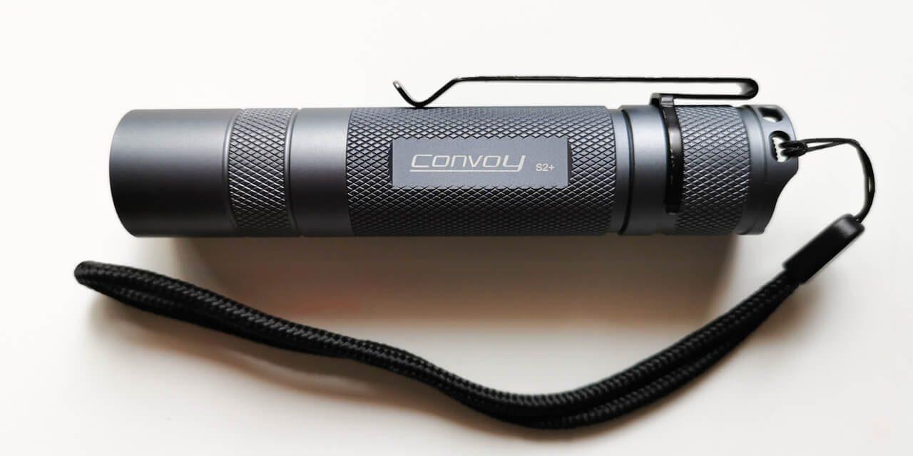 Flashlight Review: Convoy S2+