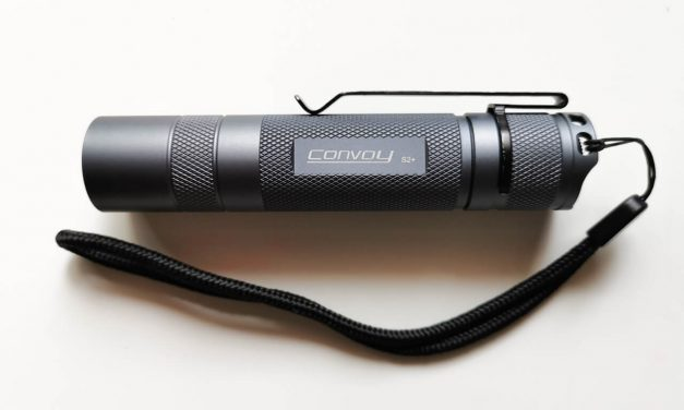 Flashlight Review: Convoy S2+