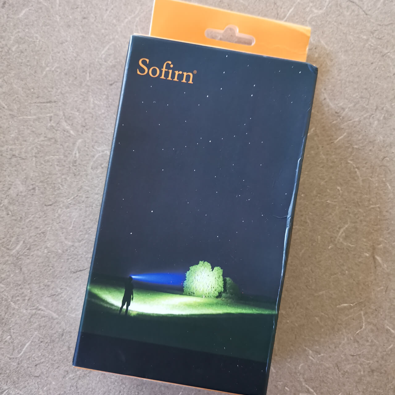 Sofirn SP31 V2.0 Package