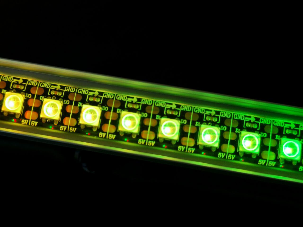 Light Bar RGB LEDs